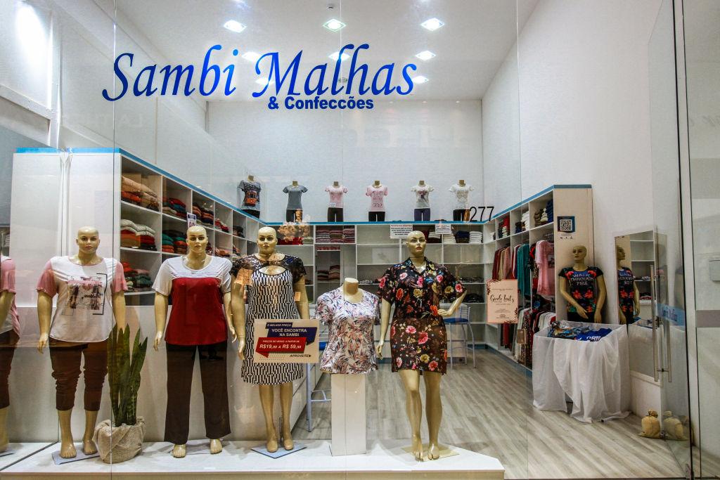 Sambi Malhas e Confecções